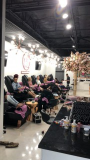 Rose Couture Nail Bar