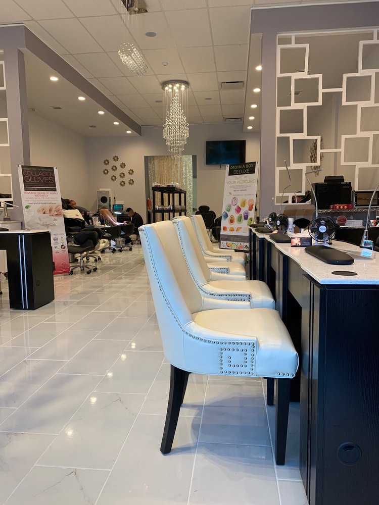 Nail Connect - Noire the Nail Bar Parkland - Need Full Time/Part