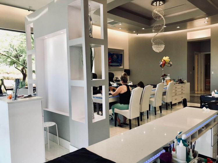 HERBAL NAILS & SPA at Paradise Valley Village (New Owner)