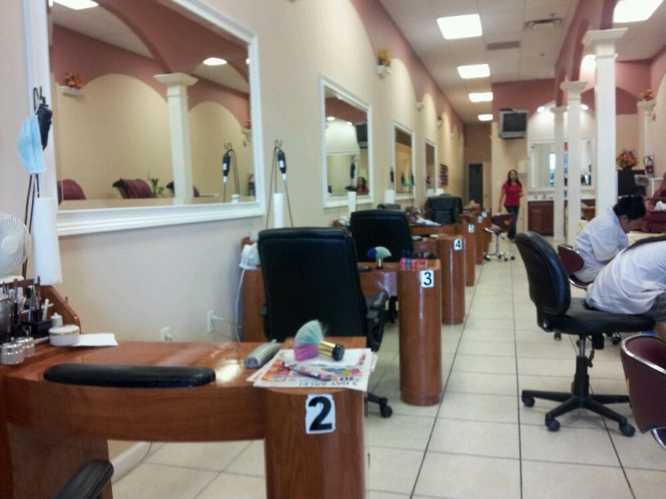 Lee Nail Spa Orlando Fl
