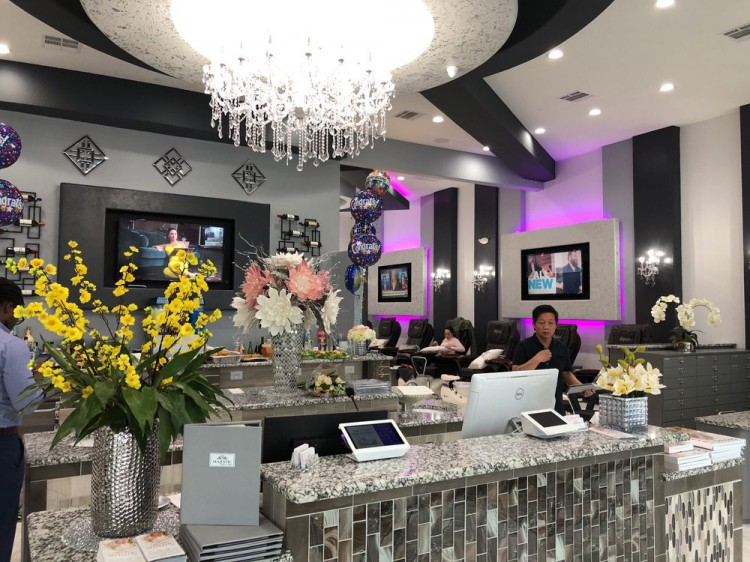 Nail Connect Majestic Nails Spa Forney CẦn NhiỀu ThỢ
